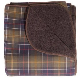 Cobertor Grande Para Animal Barbour