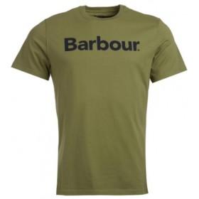 T-shirt Logo Tee Barbour