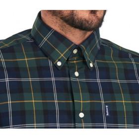 Camisa Wethram Barbour